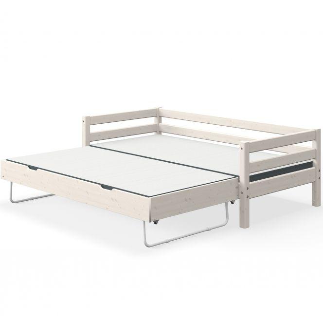 Flexa Classic Bett 90x200cm inkl. Jump-Up Gästebett