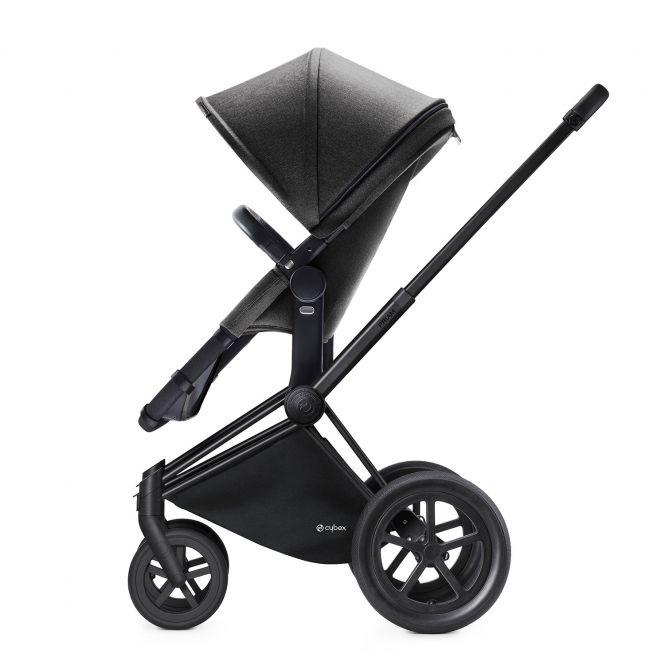 cybex kinderwagen priam gestell black radset all terrain. Black Bedroom Furniture Sets. Home Design Ideas