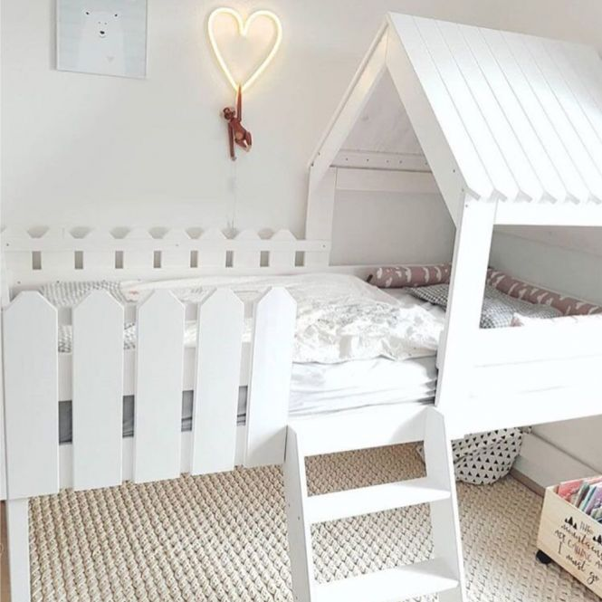 Spielbett Baumhaus Für Kleine Abenteurer Inkl Lattenrost
