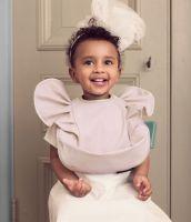ELODIE DETAILS Baby Lätzchen Latz Powder Pink