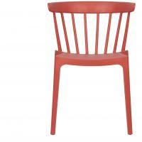 Bliss  Stuhl aus Kunststoff Melone