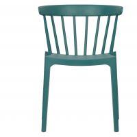 Bliss  Stuhl aus Kunststoff Ocean