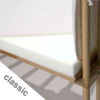 Matratze für Zwillings-Anstellbett MAXI von Babybay CLASSIC