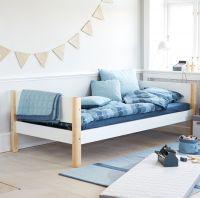 Flexa Einzelbett White 90 x 200 cm