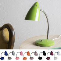 Schreibtischlampe/Kinderlampe LOTTA, Metall, Höhe: 32cm