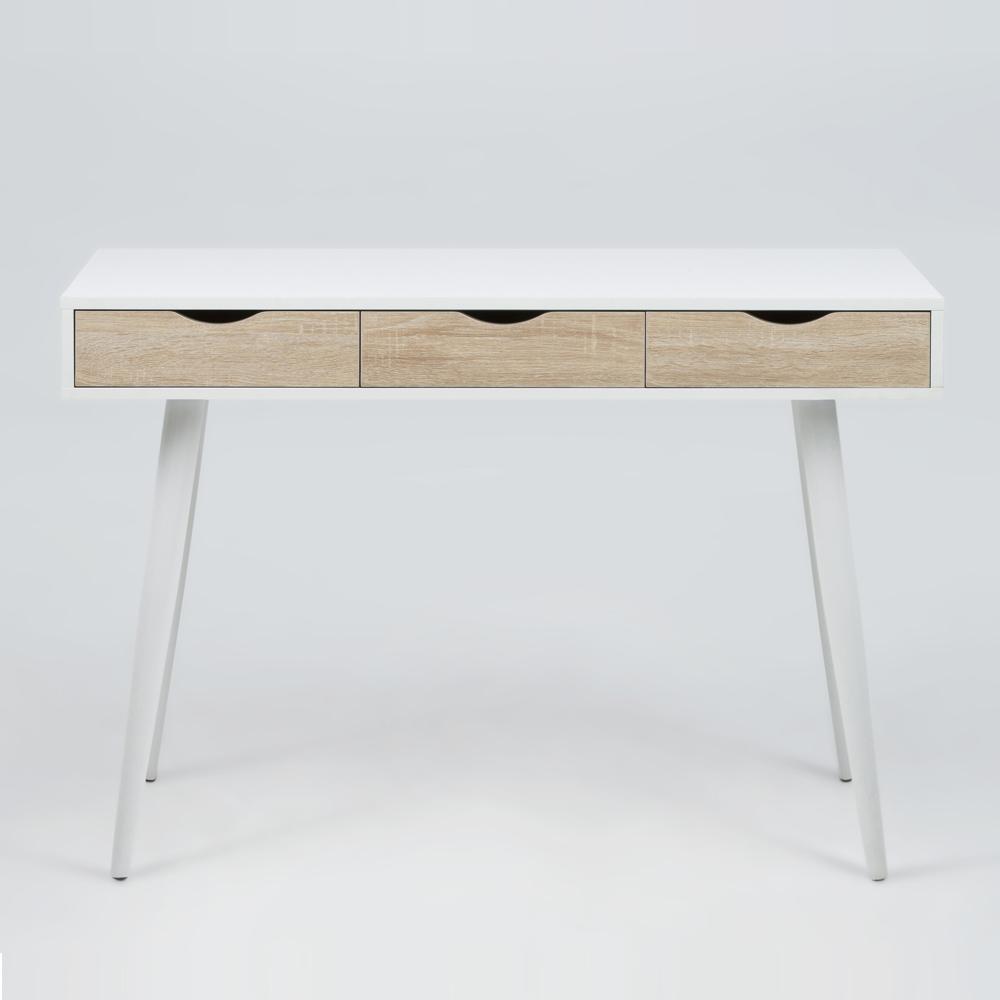 kinderschreibtisch schreibtisch lukas mit 3 schubladen. Black Bedroom Furniture Sets. Home Design Ideas