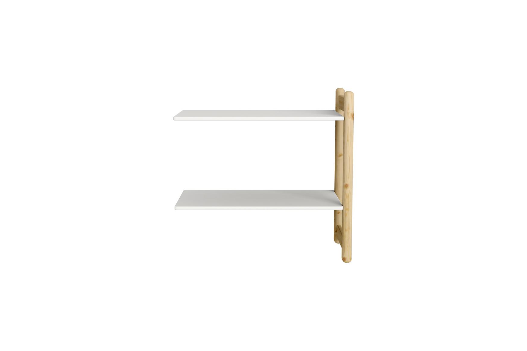 flexa regalerweiterung shelfie dannenfelser. Black Bedroom Furniture Sets. Home Design Ideas