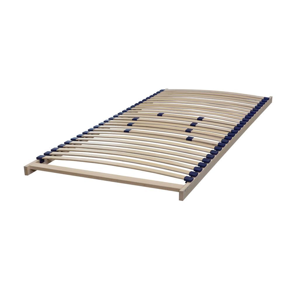 lattenrost wood mit mittelzonenverst rkung 90x200cm dannenfelser. Black Bedroom Furniture Sets. Home Design Ideas