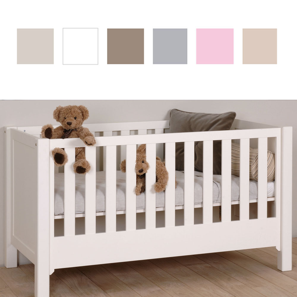 j s dreams babybett flynn 70x140cm umbaubar zum juniorbett dannenfelser kinderm bel. Black Bedroom Furniture Sets. Home Design Ideas