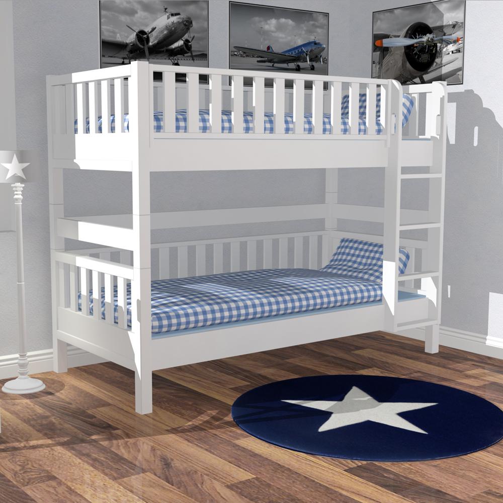 etagenbett weiss mit bettkasten cheap etagenbett wei u die besten angebote online kaufen with. Black Bedroom Furniture Sets. Home Design Ideas