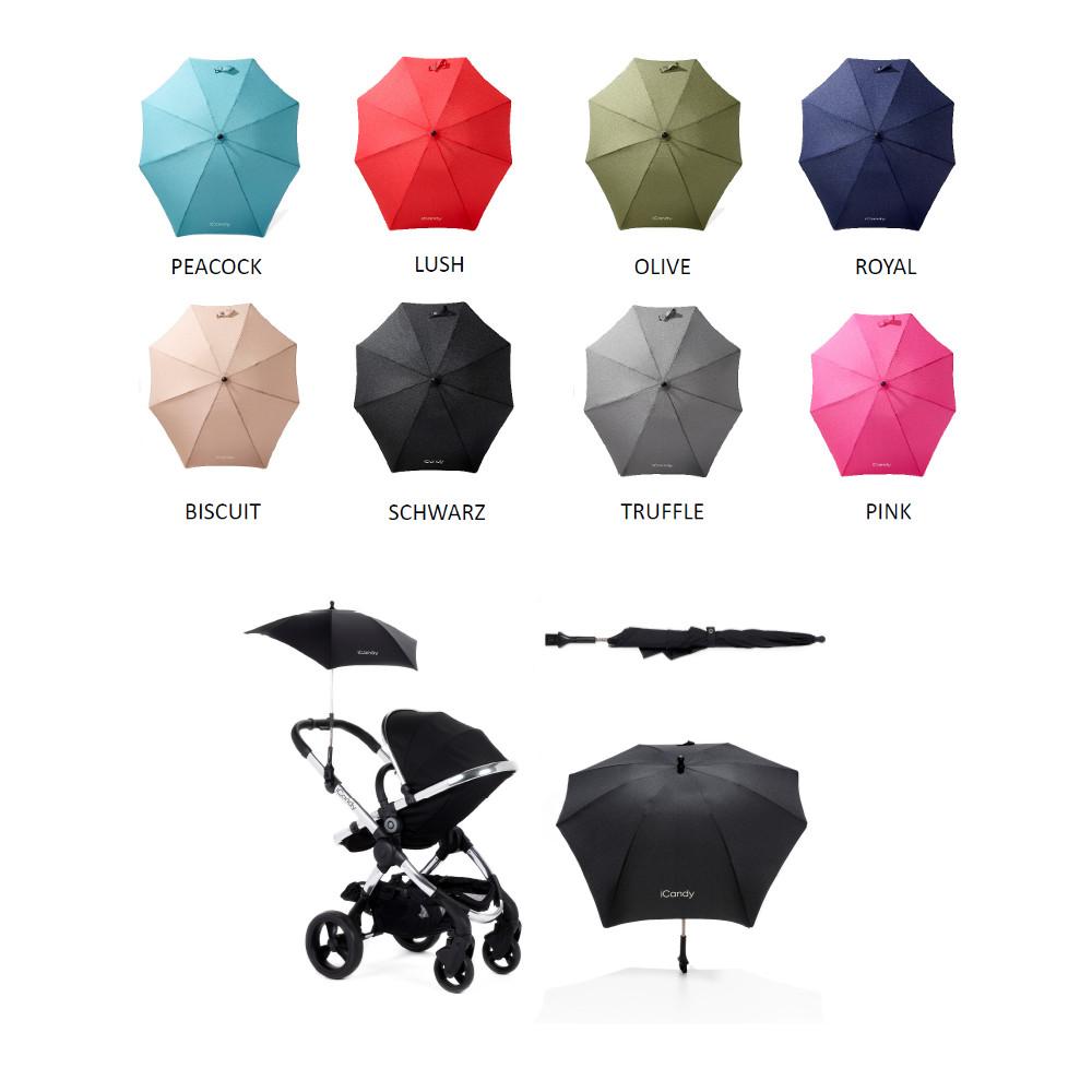 Icandy Kinderwagen Universal Sonnenschirm Dannenfelser Kindermobel