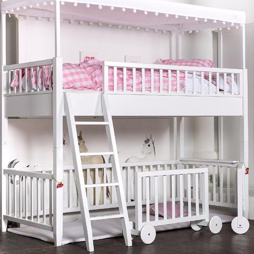 Kindermöbel bett  Spielbett LIBERTY von isle of dogs, 4 Variationen in einem Bett ...
