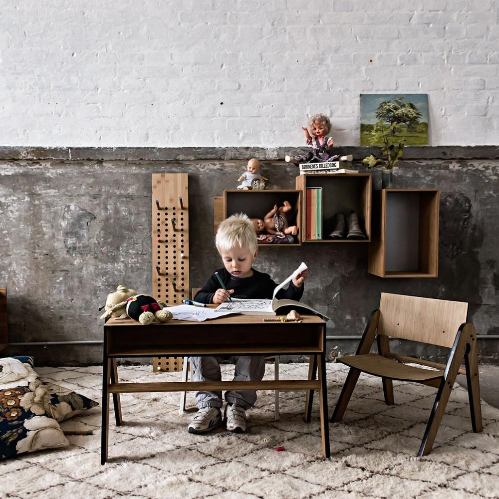 we do wood kindertisch spieltisch geo bambus holz natur dannenfelser kinderm bel. Black Bedroom Furniture Sets. Home Design Ideas