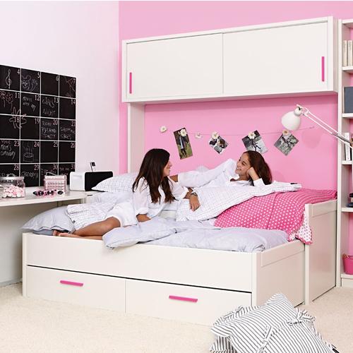 asoral kompaktbett kinderbett liso movil inkl g stebett. Black Bedroom Furniture Sets. Home Design Ideas