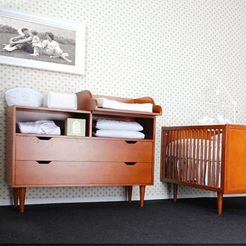 woodwork kommode wickelkommode kennedy 2 schubladen. Black Bedroom Furniture Sets. Home Design Ideas