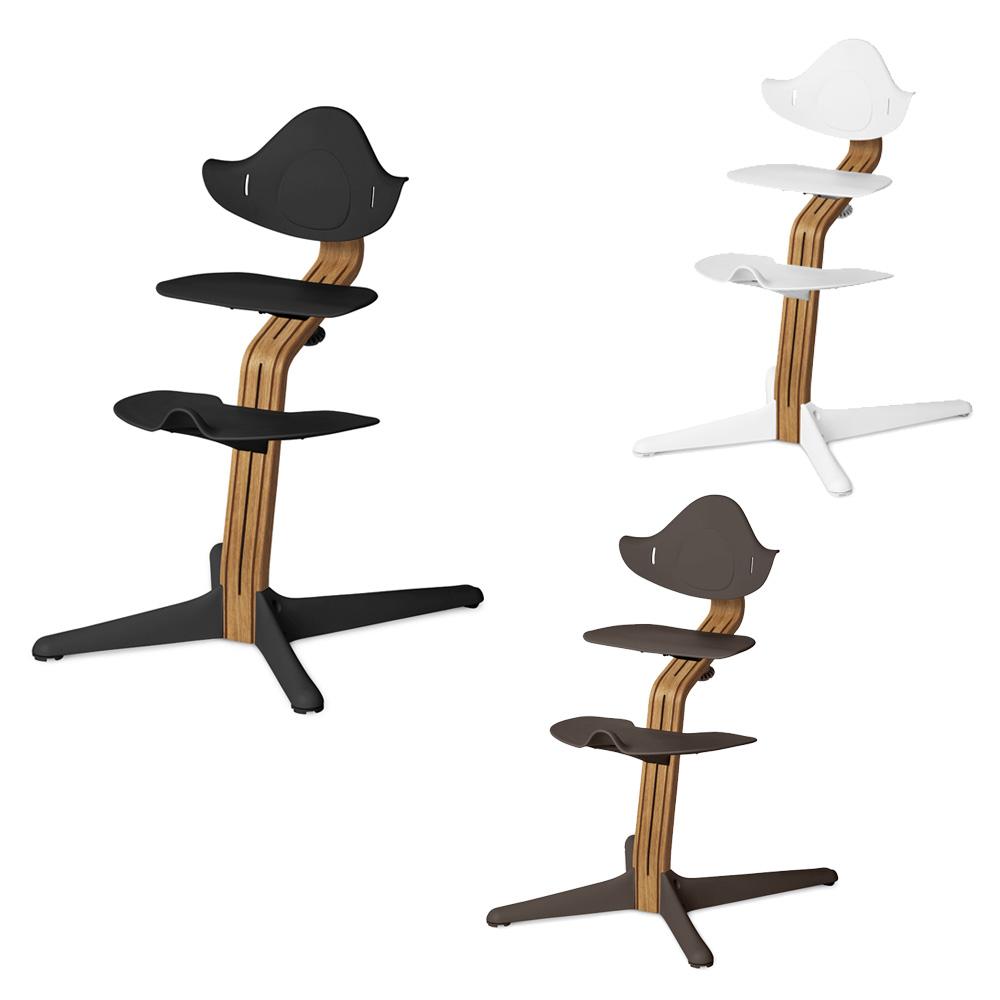 nomi premium hochstuhl treppenhochstuhl highchair holz eiche natur ge lt dannenfelser. Black Bedroom Furniture Sets. Home Design Ideas