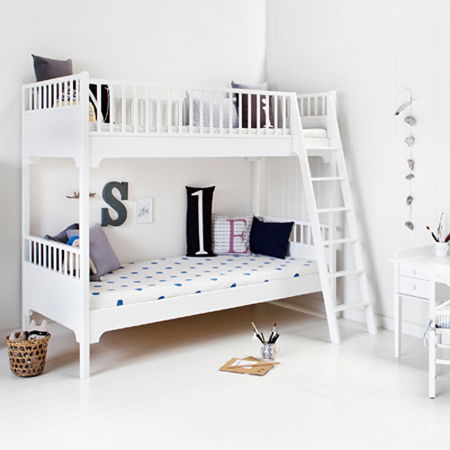 oliver furniture etagenbett kids wei 90x200cm 176cm h he dannenfelser kinderm bel. Black Bedroom Furniture Sets. Home Design Ideas