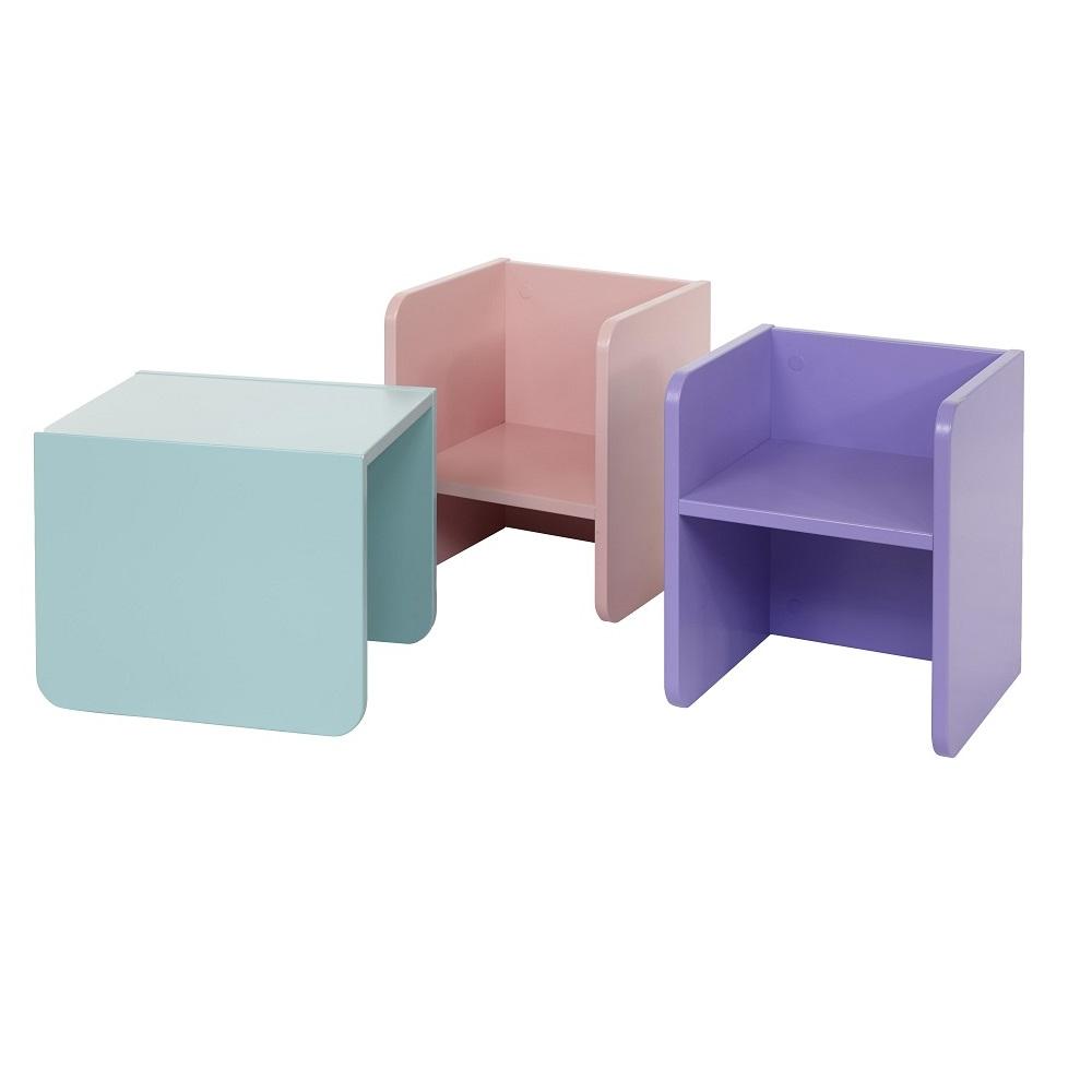 manis h multifunktions kinderstuhl und tisch wei. Black Bedroom Furniture Sets. Home Design Ideas