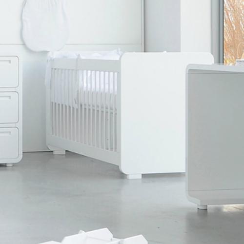 woodwork babybett pure 70x140cm dannenfelser. Black Bedroom Furniture Sets. Home Design Ideas