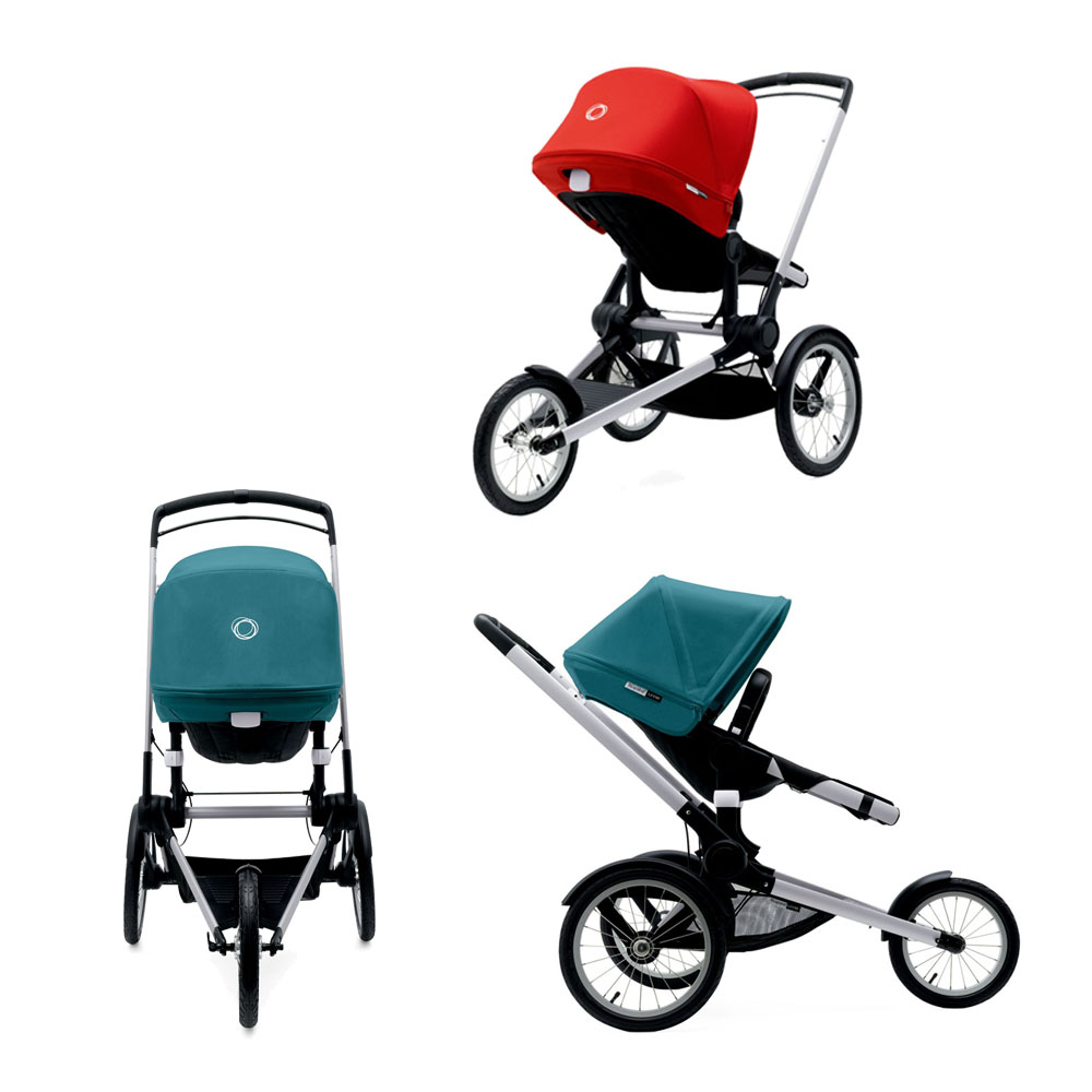 bugaboo cameleon adapter f r kinderwagen jogger bugaboo runner dannenfelser kinderm bel. Black Bedroom Furniture Sets. Home Design Ideas