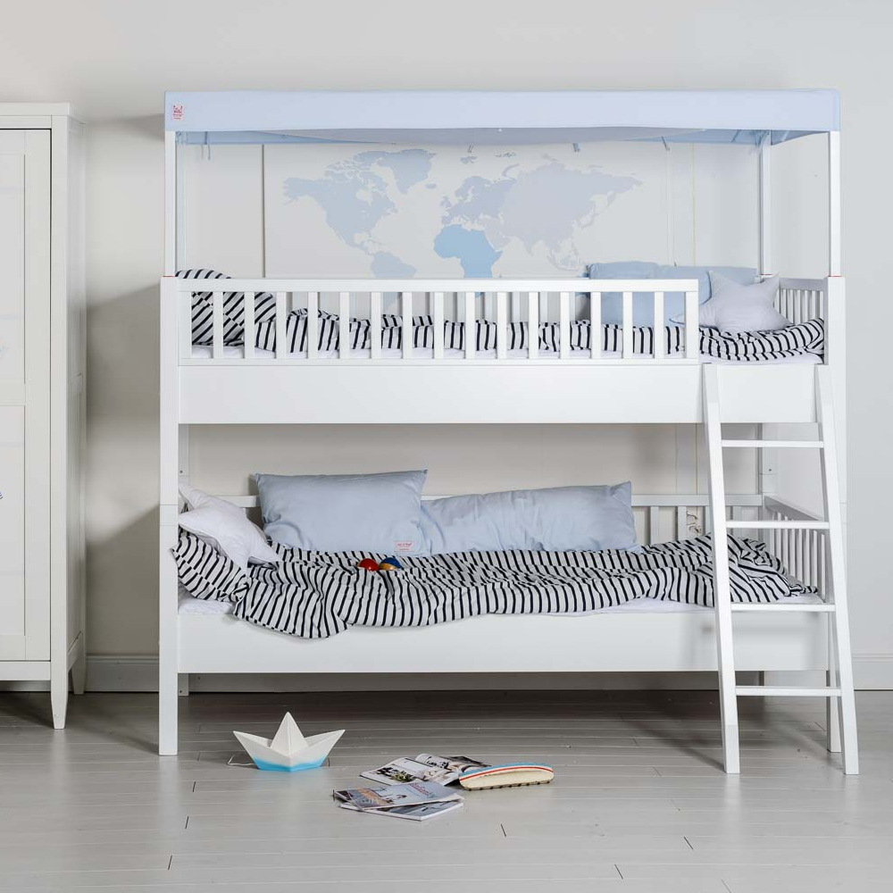 etagenbett isle of dogs massivholz wei 90x200cm umbaubar dannenfelser kinderm bel. Black Bedroom Furniture Sets. Home Design Ideas
