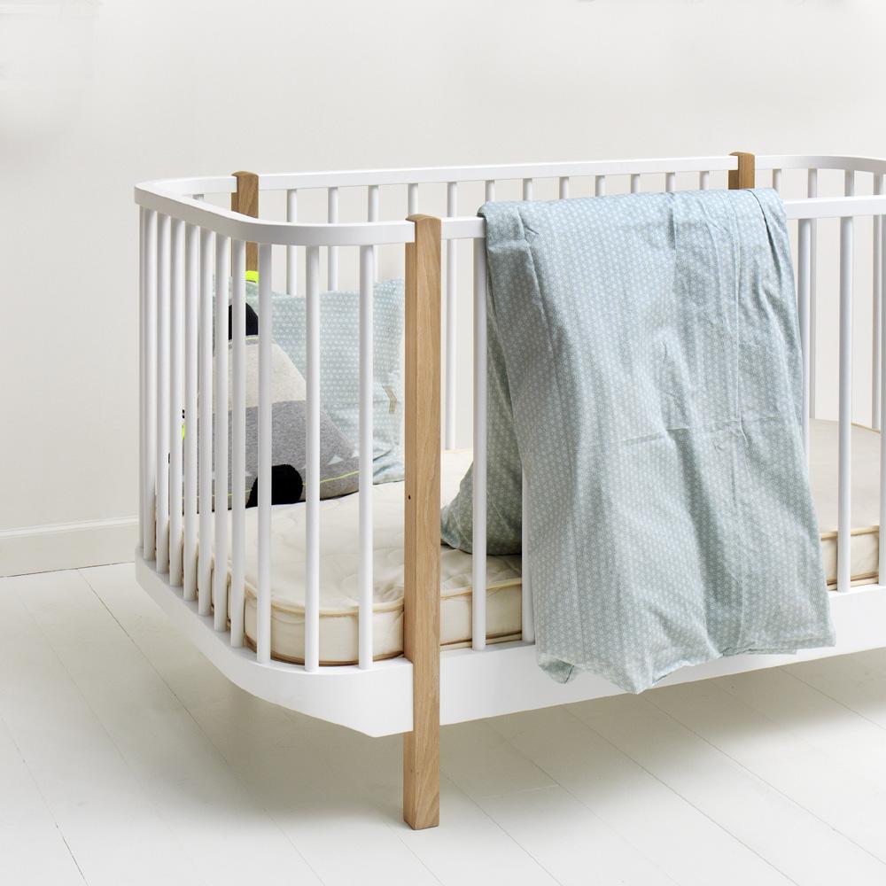 oliver furniture babybett gitterbett kinderbett wood. Black Bedroom Furniture Sets. Home Design Ideas