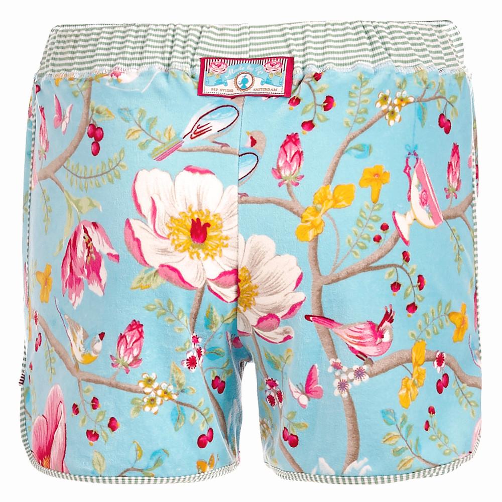 pip studio homewear shorts hose bella chinese garden gr e xs dannenfelser. Black Bedroom Furniture Sets. Home Design Ideas