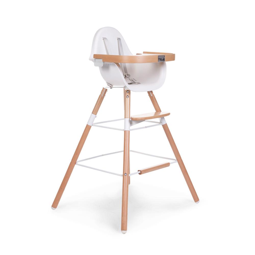 childwood tischplatte esstablett f r kinderhochstuhl evolu holz dannenfelser. Black Bedroom Furniture Sets. Home Design Ideas
