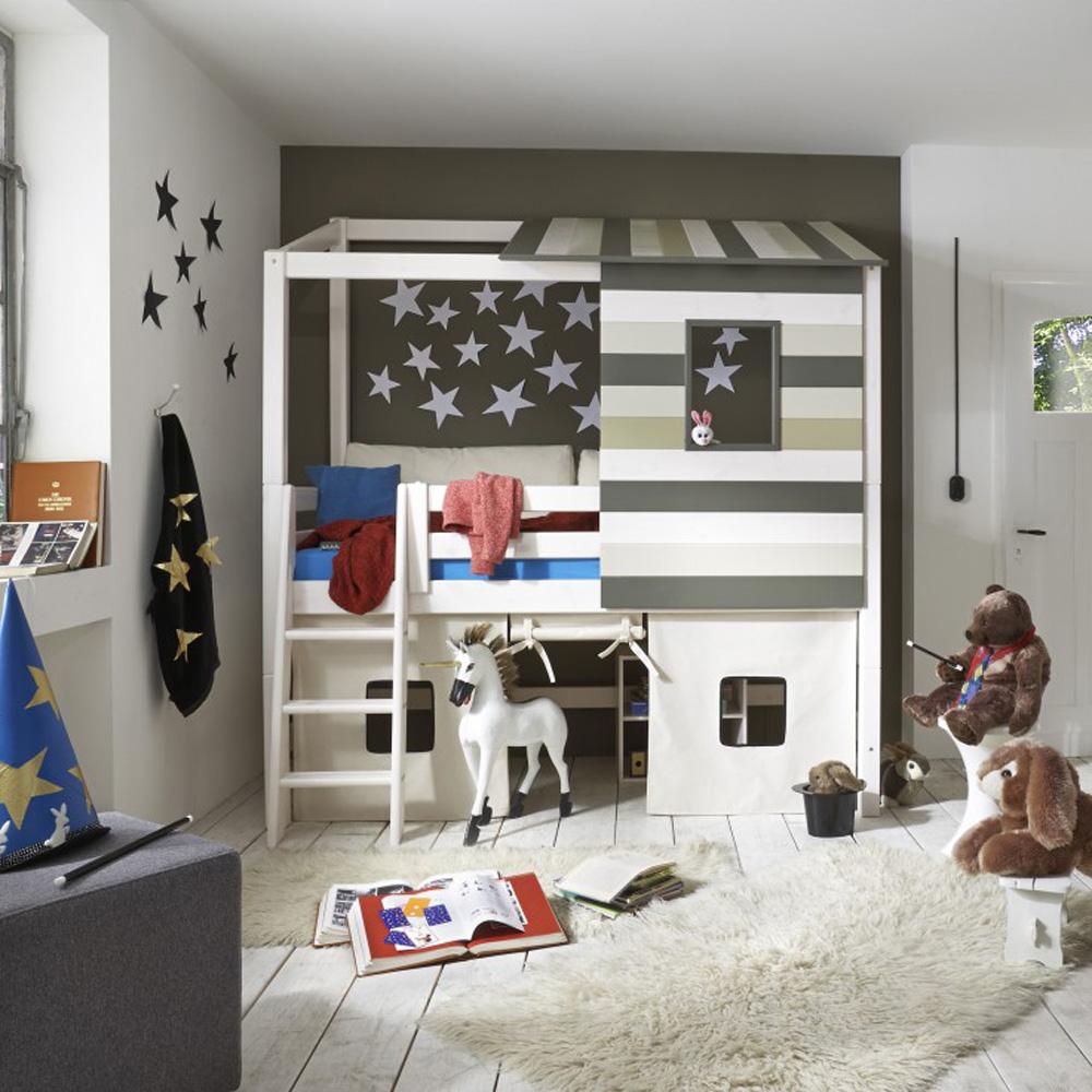 vorhang spielvorhang f r abenteuerbett treehouse dannenfelser kinderm bel. Black Bedroom Furniture Sets. Home Design Ideas