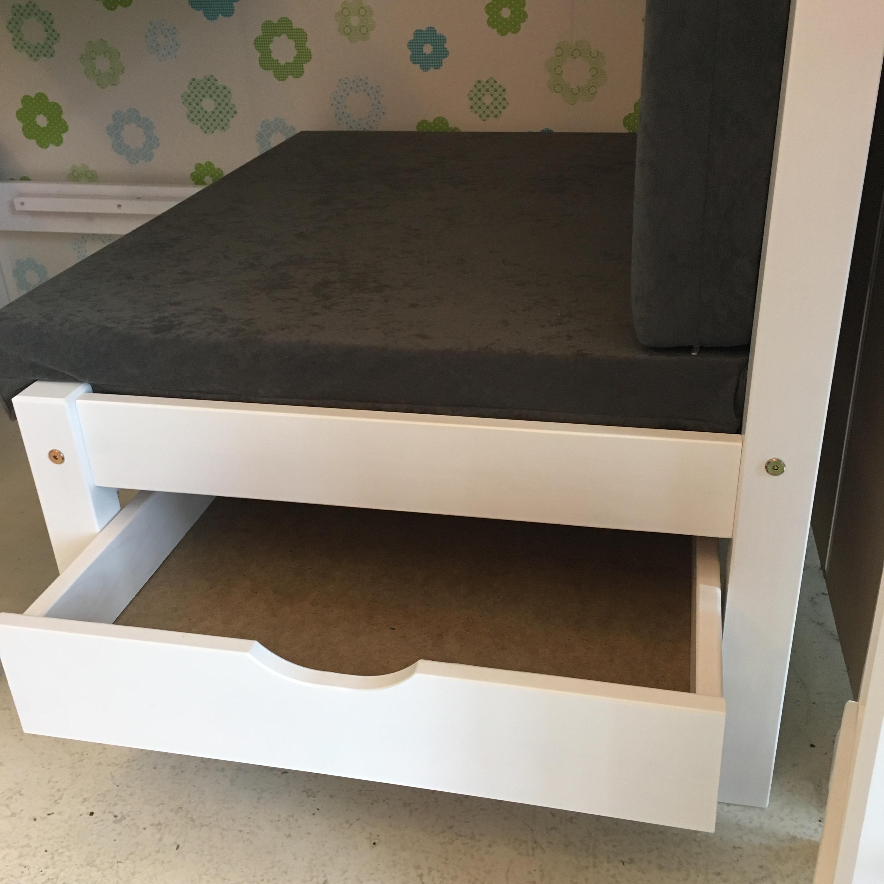 Multifunktions Hochbett multifunktions hochbett skipper mit tisch und sitzbänken umbaubar