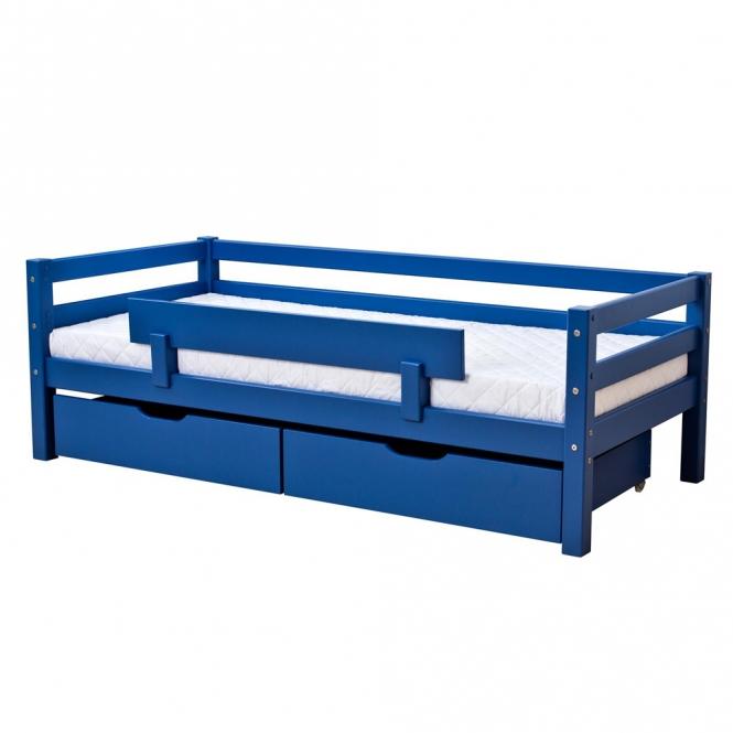 juniorbett molly inkl rausfallschutz kiefer massiv 70x160cm dannenfelser kinderm bel. Black Bedroom Furniture Sets. Home Design Ideas