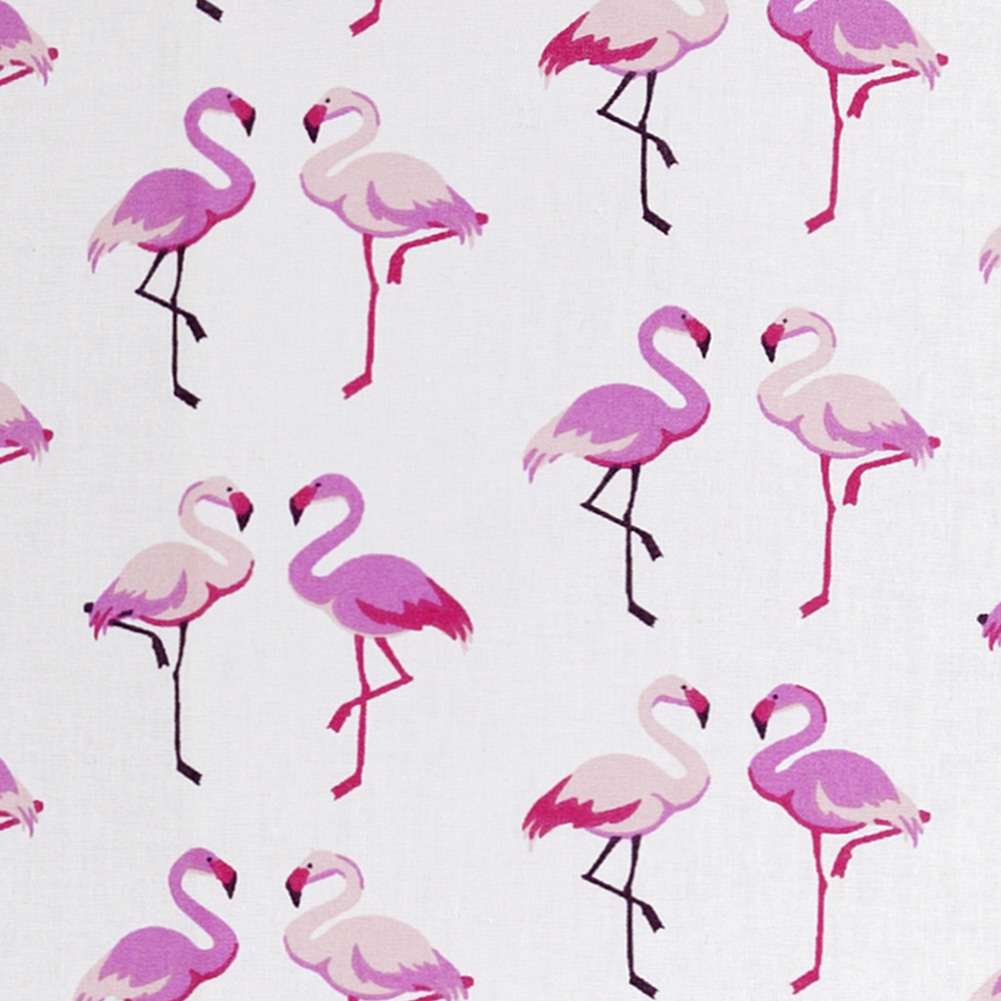 bettw sche wendebettw sche flamingo rosa 135x200cm. Black Bedroom Furniture Sets. Home Design Ideas