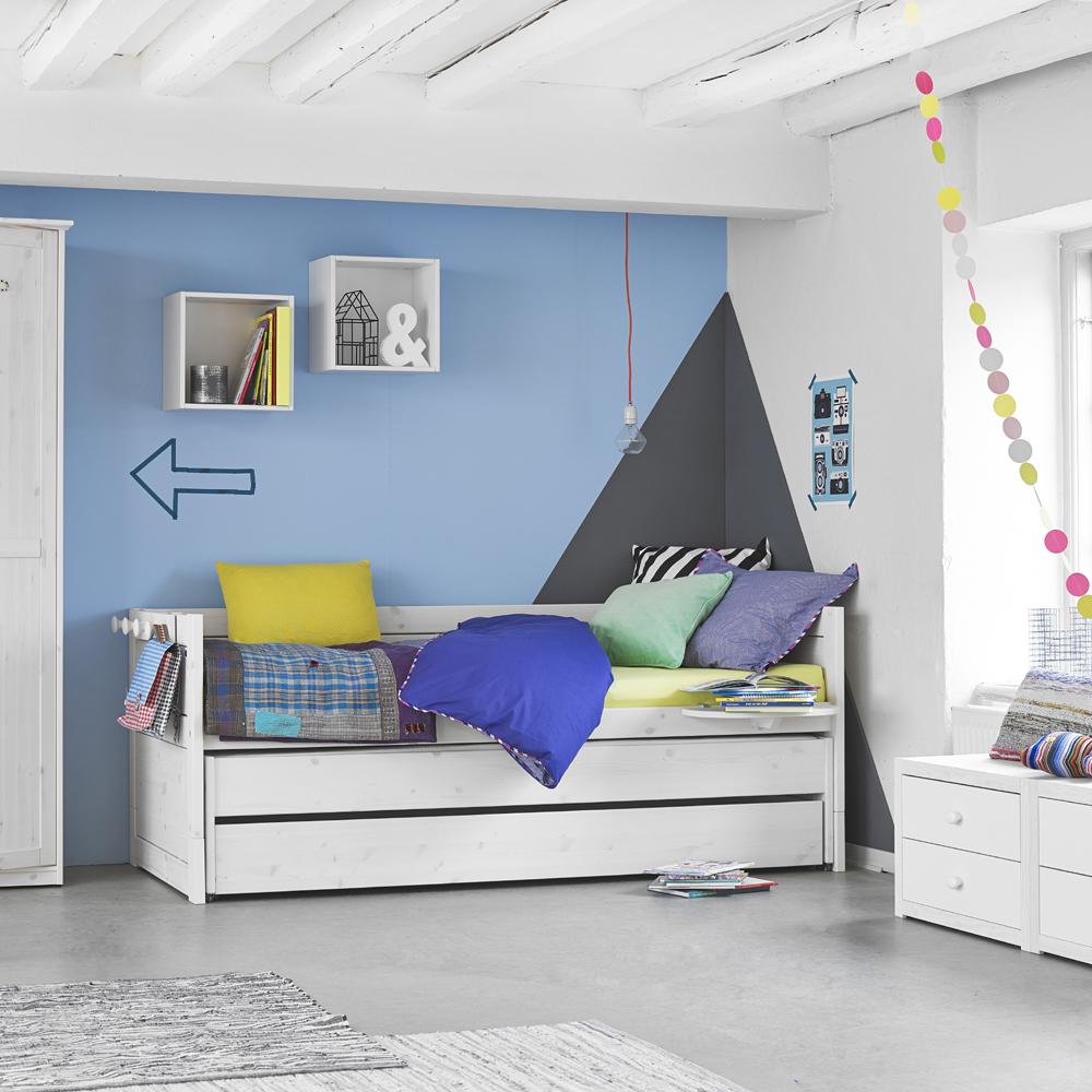 lifetime kinderbett kojenbett mit g stebett. Black Bedroom Furniture Sets. Home Design Ideas