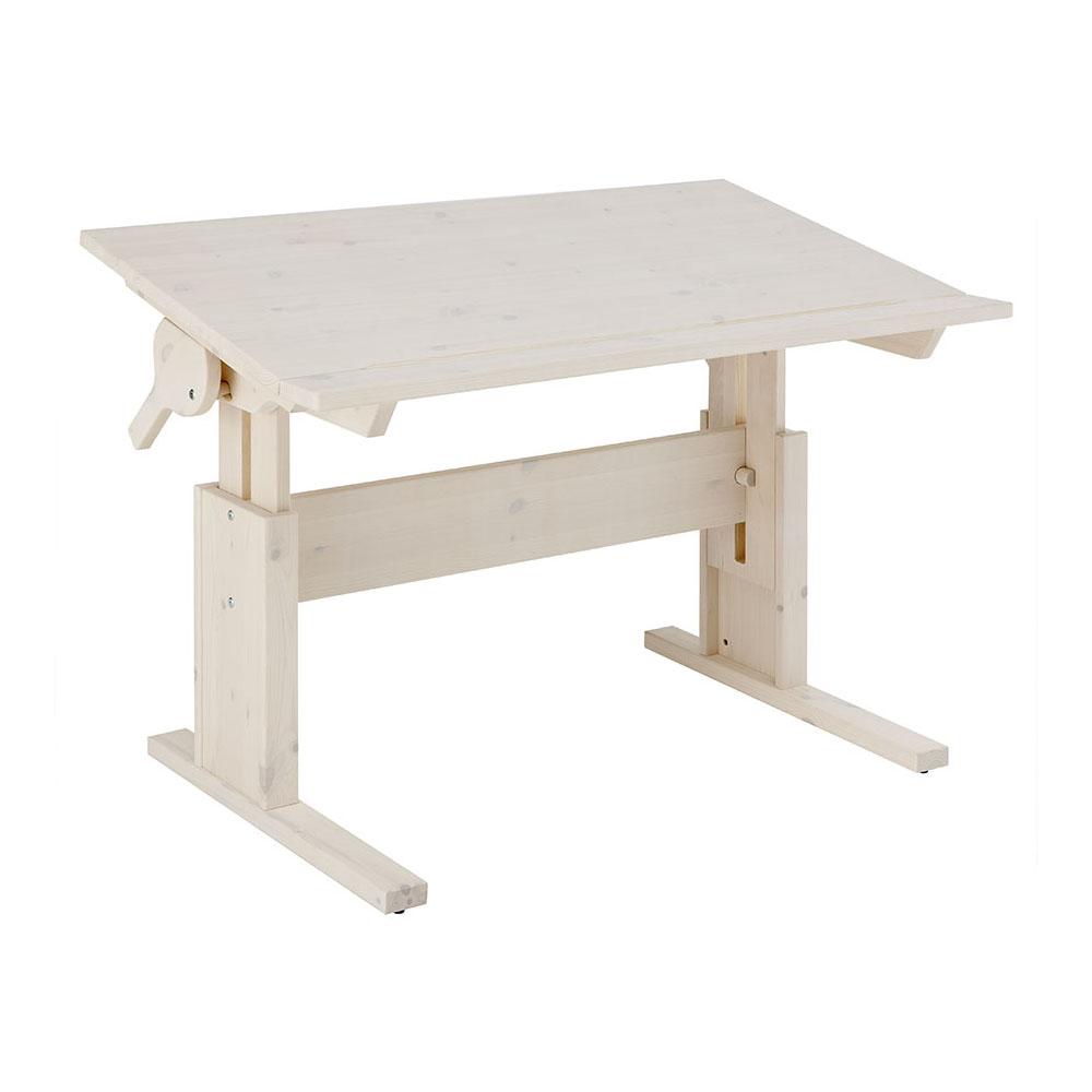 Lifetime Höhenverstellbarer Schreibtisch Tola Neigbarer Tischplatte