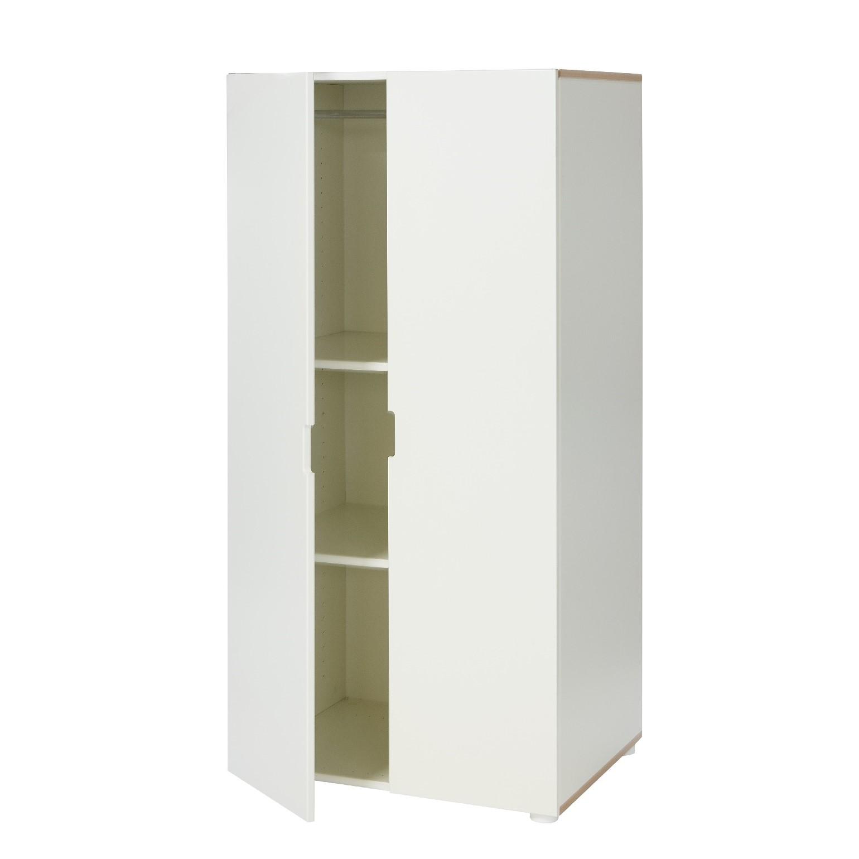 schranksystem und regalsystem frieda wei lackiert holz schrank regal 2 kommoden schrank. Black Bedroom Furniture Sets. Home Design Ideas