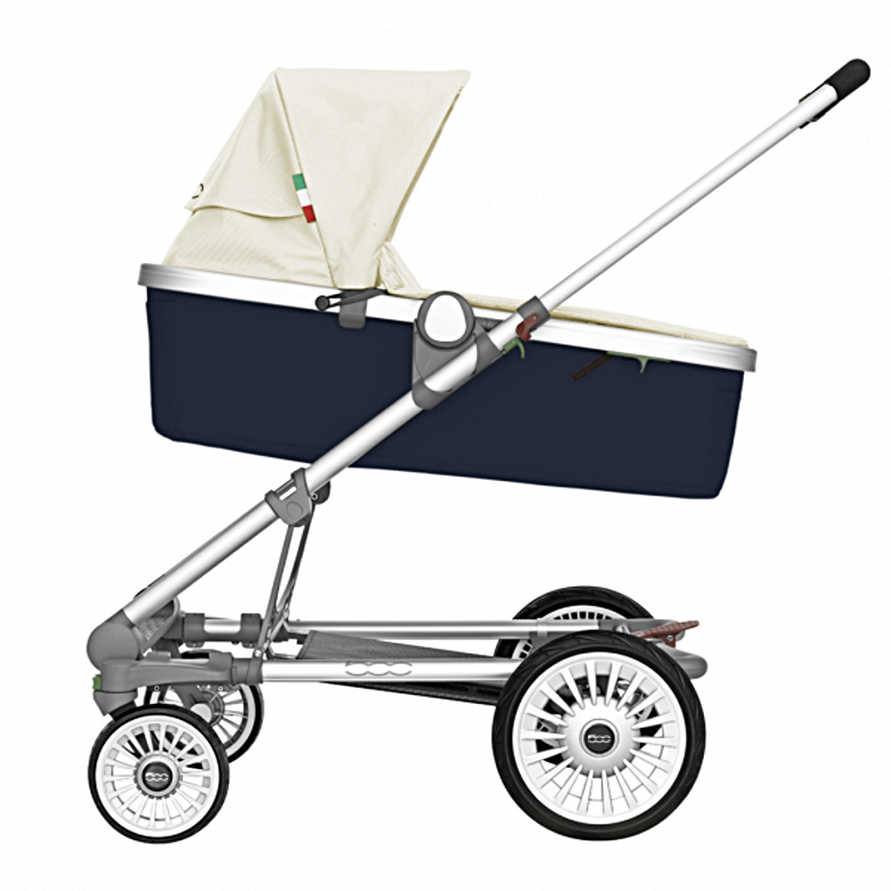 seed pli plus kinderwagen buggy special edition fiat. Black Bedroom Furniture Sets. Home Design Ideas