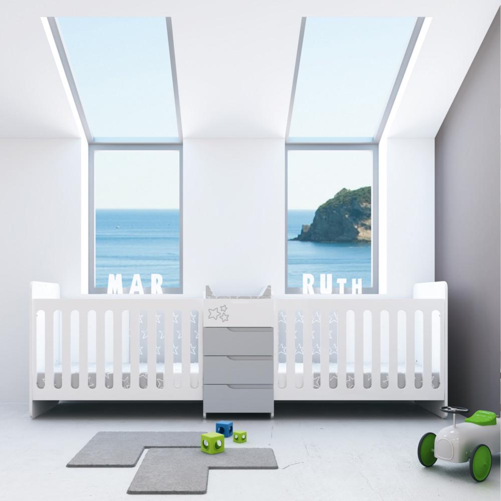 schlafzimmer einrichten mit babybett images 20