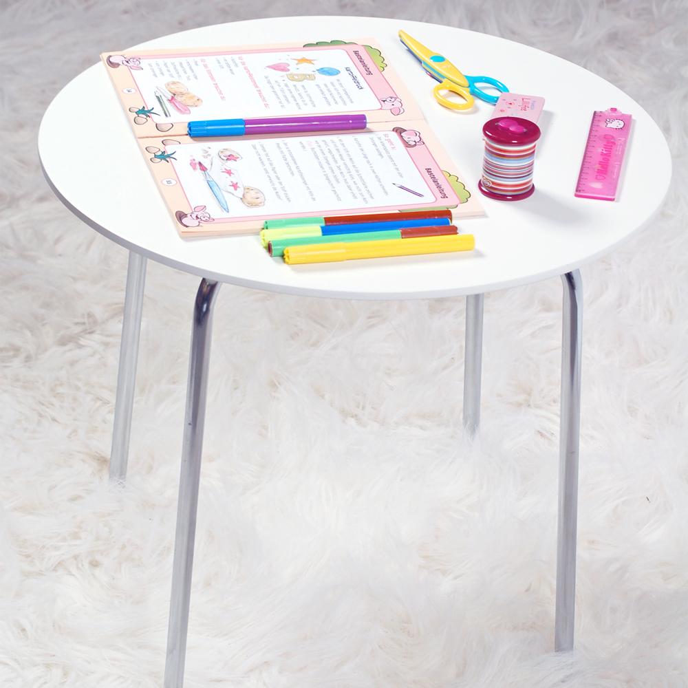 Tolle tisch kinderzimmer rund galerie die besten for Kindertisch rund