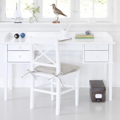 oliver furniture sitzkissen f r stuhl 10 43x43cm rosa gestreift dannenfelser. Black Bedroom Furniture Sets. Home Design Ideas