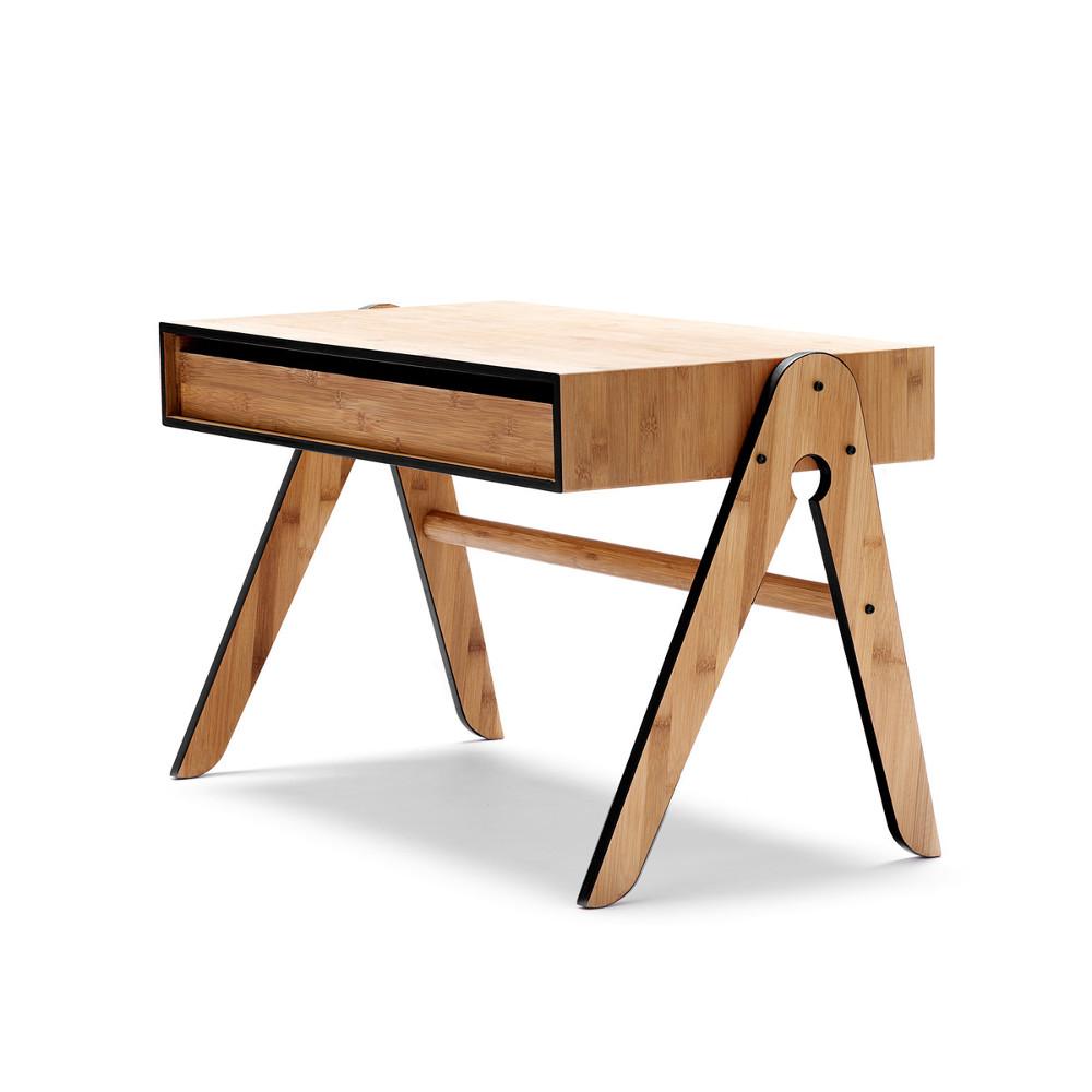 Kindertisch holz  WE DO WOOD Kindertisch / Spieltisch GEO. Bambus Holz, natur ...