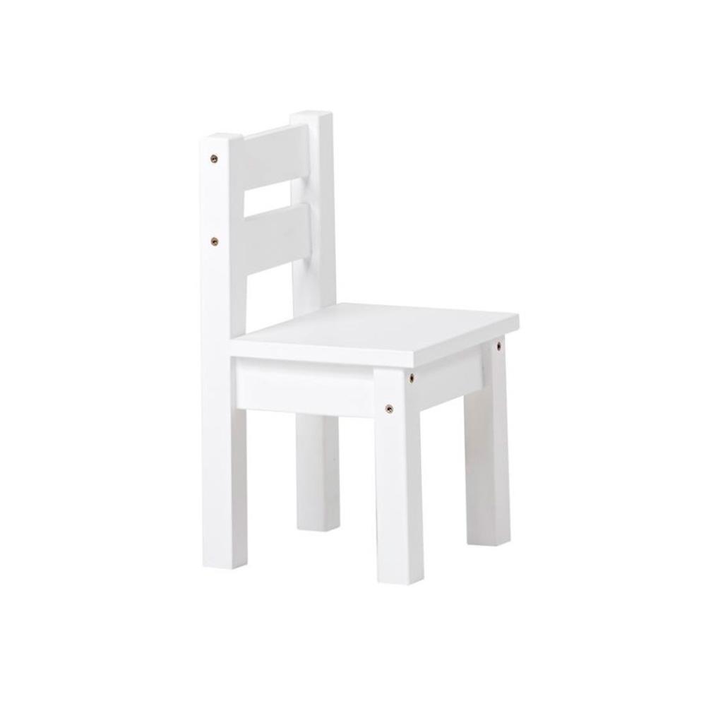 Set Kindertisch 2 Stühle Kindersitzgruppe MADS Holz