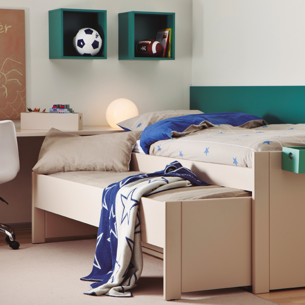 asoral kojenbett kinderbett movil cometa inkl g stebett. Black Bedroom Furniture Sets. Home Design Ideas