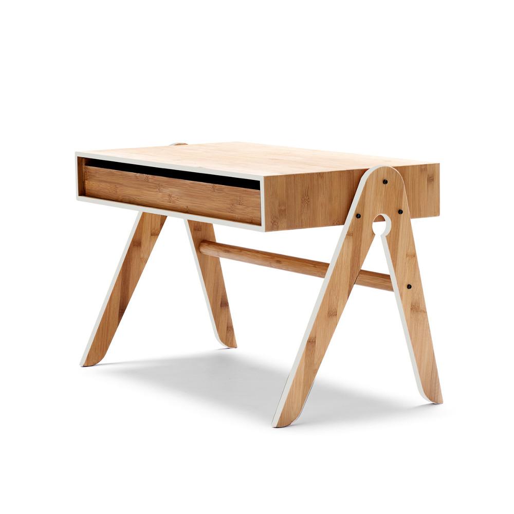 we do wood kindertisch spieltisch geo bambus holz. Black Bedroom Furniture Sets. Home Design Ideas