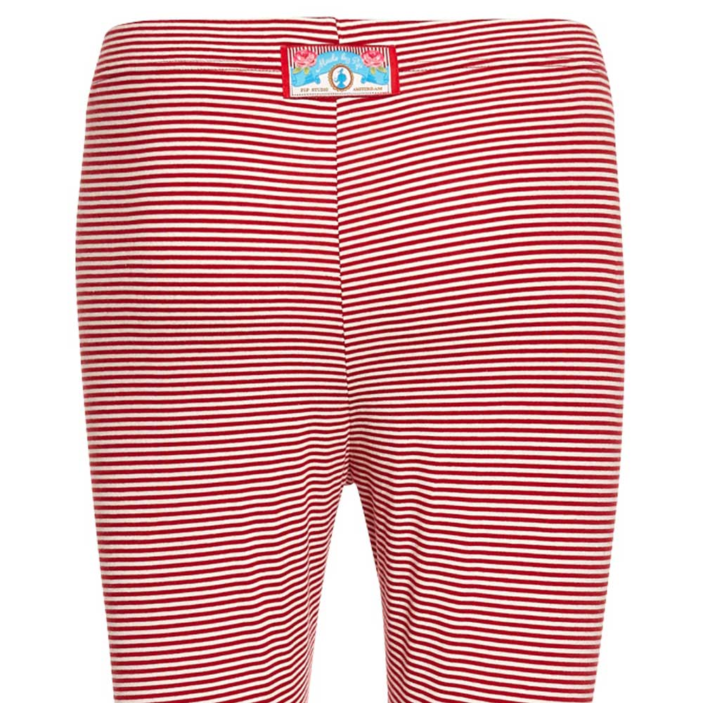 pip studio homewear 3 4 leggings bo stripe rot dannenfelser kinderm bel. Black Bedroom Furniture Sets. Home Design Ideas