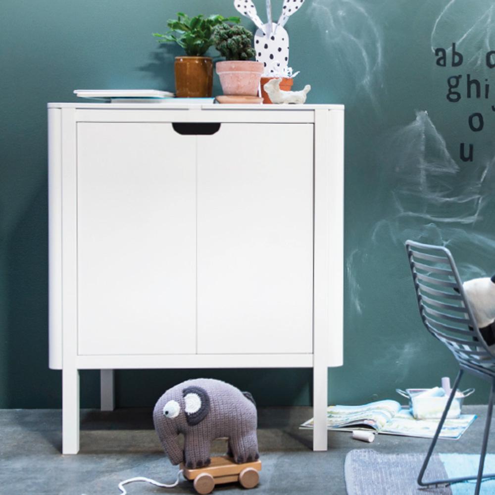 sebra wickeltisch wickelkommode holz wei dannenfelser. Black Bedroom Furniture Sets. Home Design Ideas