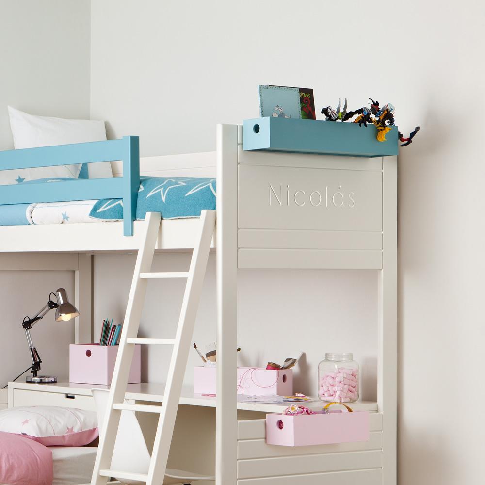 asoral h ngebox h ngeregal loft f r betten 20 farben zur auswahl dannenfelser. Black Bedroom Furniture Sets. Home Design Ideas