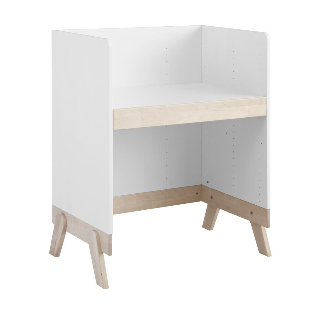 lifetime wickelkommode 2 schubladen massivholz birke natur wei dannenfelser kinderm bel. Black Bedroom Furniture Sets. Home Design Ideas