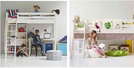 Flexa Kombi Etagenbett : Flexa kindermöbel online kaufen von hochbet bis schreibtisch