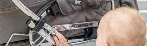 HESBA Markenzeichen - Das Pferdchen