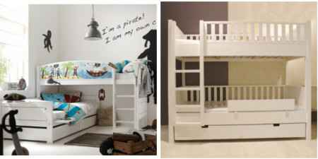 etagenbetten f r erwachsene kinder aus buche u a. Black Bedroom Furniture Sets. Home Design Ideas